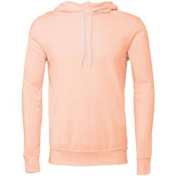Vêtements Sweats Bella + Canvas BE105 Pêche