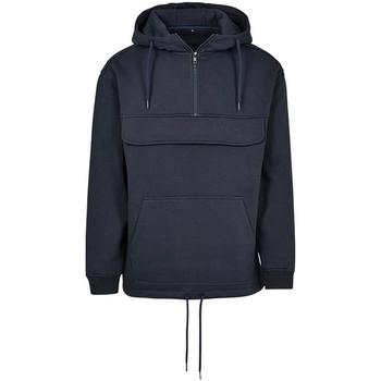 Vêtements Sweats Build Your Brand BY098 Bleu marine
