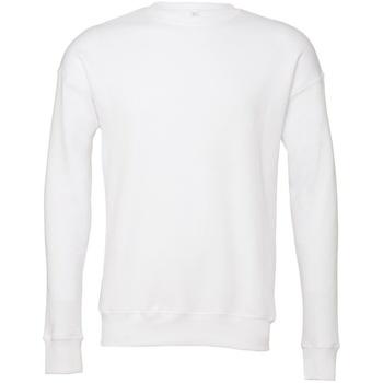 Vêtements Sweats Bella + Canvas BE045 Blanc