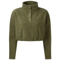 Vêtements Femme Sweats Tridri TR087 Olive