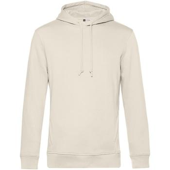 Vêtements Homme Sweats B&c  Blanc cassé