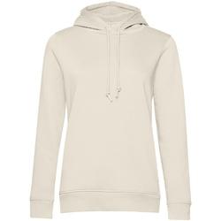 Vêtements Femme Sweats B&c  Blanc cassé