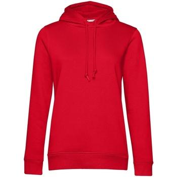 Vêtements Femme Sweats B&c  Rouge