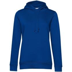 Vêtements Femme Sweats B&c  Bleu roi