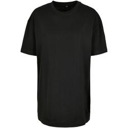 Vêtements Femme T-shirts manches courtes Build Your Brand BY149 Noir