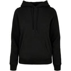Vêtements Femme Sweats Build Your Brand BB007 Noir