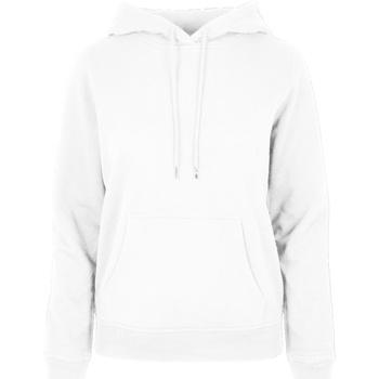 Vêtements Femme Sweats Build Your Brand BB007 Blanc