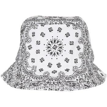 Accessoires textile Chapeaux Flexfit YP140 Blanc