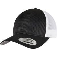 Accessoires textile Casquettes Flexfit YP162 Noir / blanc
