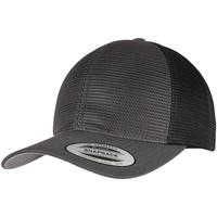 Accessoires textile Casquettes Flexfit YP162 Gris foncé / noir