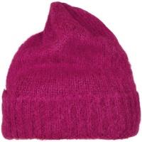 Accessoires textile Bonnets Yupoong YP155 Fuchsia
