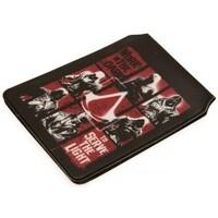Sacs Portefeuilles Assassins Creed  Noir / rouge