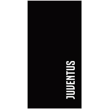 Maison & Déco Serviettes de plage Juventus Taille unique Noir / blanc