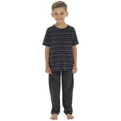 Vêtements Garçon Pyjamas / Chemises de nuit Tom Franks  Gris