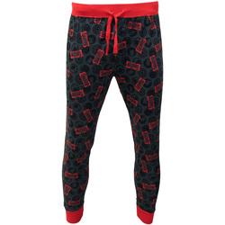 Vêtements Homme Pyjamas / Chemises de nuit Marvel  Rouge / gris