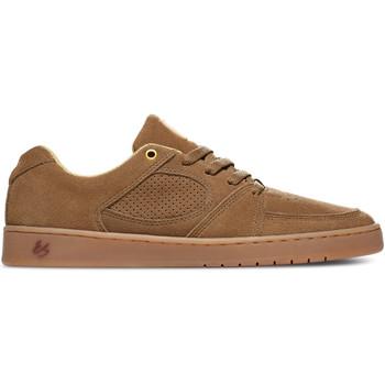 Chaussures Chaussures de Skate Es ACCEL SLIM BROWN GUM