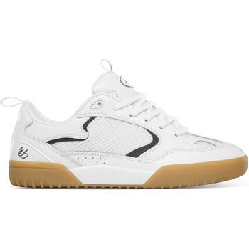 Chaussures Chaussures de Skate Es QUATTRO WHITE GUM