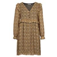 Vêtements Femme Robes courtes Betty London PIXONE Marron