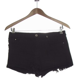 Vêtements Femme Shorts / Bermudas Bershka Short  38 - T2 - M Noir