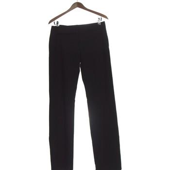 Vêtements Femme Chinos / Carrots Mexx Pantalon Droit Femme  38 - T2 - M Noir