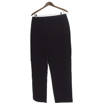 Vêtements Femme Pantalons de survêtement Adolfo Dominguez Pantalon Droit Femme  42 - T4 - L/xl Bleu