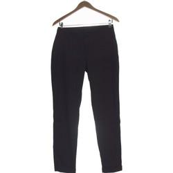 Vêtements Femme Chinos / Carrots Zara Pantalon Slim Femme  34 - T0 - Xs Gris