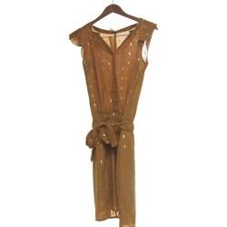 Vêtements Femme Robes courtes Cache Cache Robe Courte  36 - T1 - S Jaune