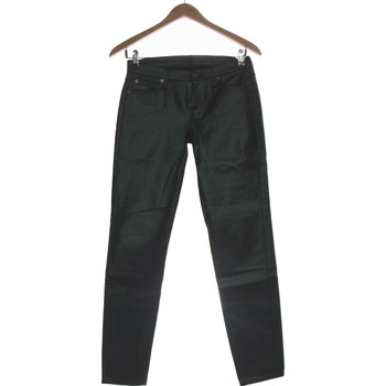 Vêtements Femme Jeans slim 7 for all Mankind Jean Slim Femme  34 - T0 - Xs Vert