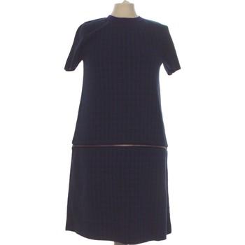 Vêtements Femme Robes courtes Cos Robe Courte  36 - T1 - S Bleu