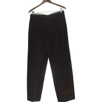 Vêtements Femme Chinos / Carrots Bruno Saint Hilaire Pantalon Droit Femme  40 - T3 - L Vert