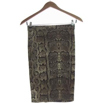 Vêtements Femme Jupes H&M Jupe Mi Longue  34 - T0 - Xs Marron