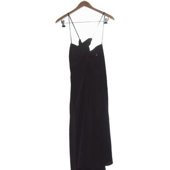 Vêtements Femme Robes longues Roberto Cavalli Robe Mi-longue  44 - T5 - Xl/xxl Noir