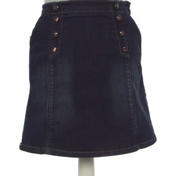 Vêtements Femme Jupes Grain De Malice Jupe Courte  34 - T0 - Xs Bleu
