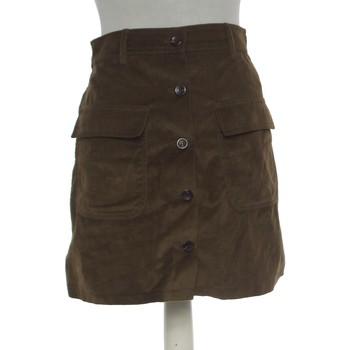 Vêtements Femme Jupes Soeur Jupe Courte  38 - T2 - M Vert