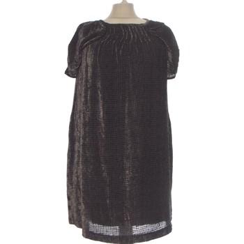 Vêtements Femme Robes courtes Billtornade Robe Courte  38 - T2 - M Gris