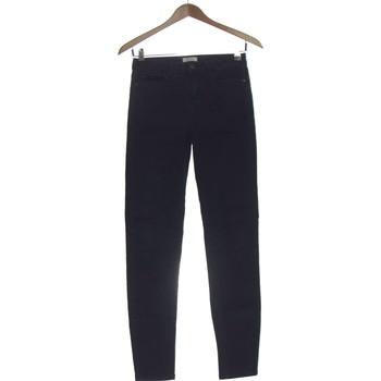 Vêtements Femme Jeans droit Galeries Lafayette Jean Droit Femme  36 - T1 - S Bleu