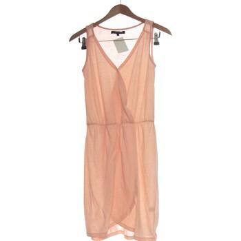 Vêtements Femme Combinaisons / Salopettes Galeries Lafayette Combi-short  36 - T1 - S Rose