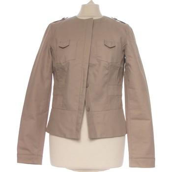 Vêtements Femme Vestes / Blazers Grain De Malice Veste Mi-saison  38 - T2 - M Beige
