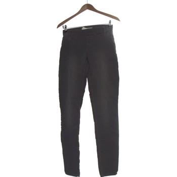 Vêtements Femme Chinos / Carrots Cache Cache Pantalon Droit Femme  34 - T0 - Xs Gris