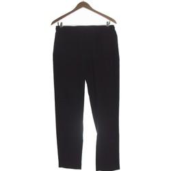 Vêtements Femme Trenchs Zara Pantalon Droit Femme  36 - T1 - S Noir