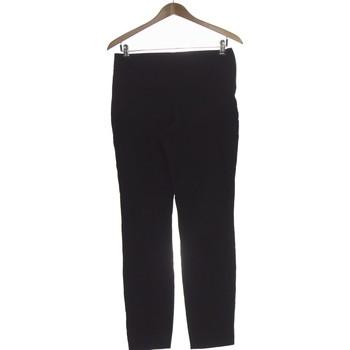 Vêtements Femme Chinos / Carrots Cos Pantalon Slim Femme  38 - T2 - M Noir