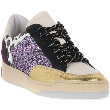 Chaussures Femme Baskets basses At Go GO 4175 DUCK ORO Beige