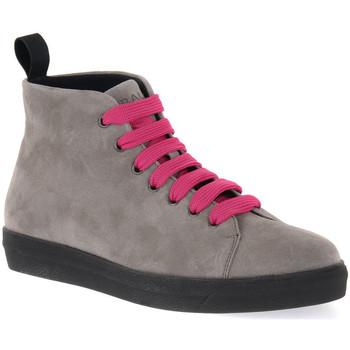 Chaussures Femme Boots Frau CACHEMIRE IRON Grigio