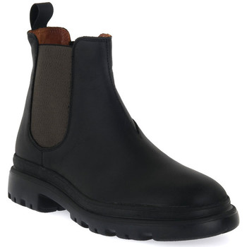 Chaussures Homme Boots Frau CRAZY NERO MILITARY Nero