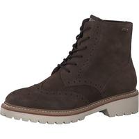 Chaussures Femme Boots S.Oliver Bottines Dunkelbraun