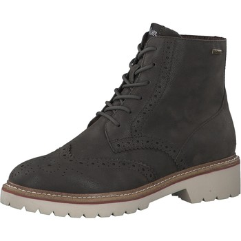 Chaussures Femme Boots S.Oliver Bottines Khaki