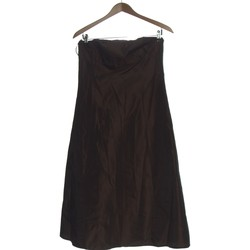 Vêtements Femme Robes courtes Zara Robe Courte  38 - T2 - M Marron
