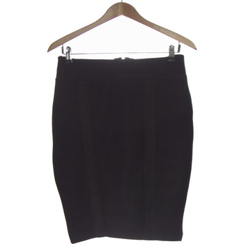 Vêtements Femme Jupes Cache Cache Jupe Mi Longue  38 - T2 - M Noir
