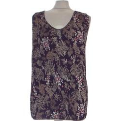 Vêtements Femme Débardeurs / T-shirts sans manche Cache Cache Débardeur  36 - T1 - S Noir