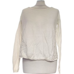Vêtements Femme Pulls Promod Pull Femme  36 - T1 - S Blanc